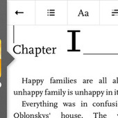 Readmill: A Beautiful eReader for Your iPhone | iPhones and iThings | Scoop.it