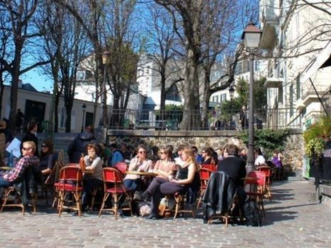 The best summer terraces in Paris | Grande Passione | Scoop.it