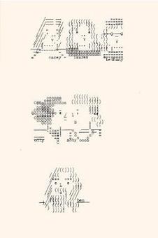 Typewriter Art from Nadine Faye James | ASCII Art | Scoop.it