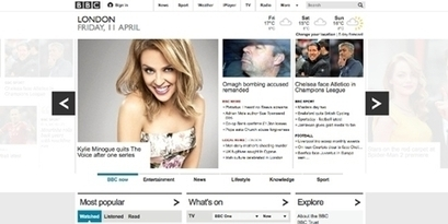 BBC seeks new Digital Services roster | What's new in Visual Communication? | Scoop.it