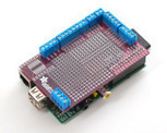 Adafruit's New Board Lets You Hack the Raspberry Pi, Make It More Delicious | Raspberry Pi | Scoop.it
