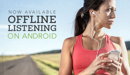 Stitcher for Android: Now with Offline Listening! « Stitcher Blog | Podcasts | Scoop.it