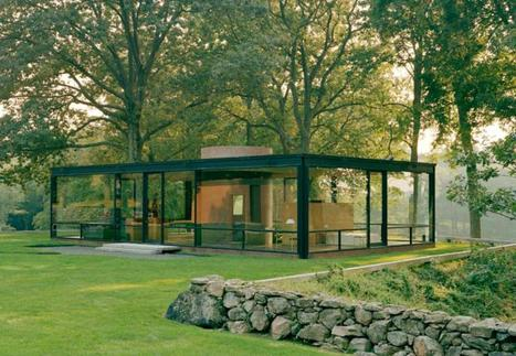 Buy a Night in Philip Johnson's Glass House for $30K at Neiman Marcus | Object Lessons | ARTINFO.com | POC+P architects | Scoop.it