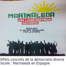 Utilité sociale et économique de la démocratie directe : l'exemple du village de Marinaleda en Espagne | Communiqu'Ethique sur les initiatives locales pour changer (un peu) le monde | Scoop.it