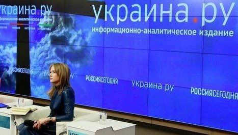 Ukraina.ru Launches an English-Language Version | English as an international lingua franca in education | Scoop.it