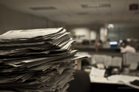 A Mental-Health Epidemic In The Newsroom   New Journalism   Scoop.it