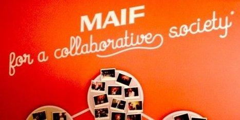La Maif renforce son implication dans l'économie du partage | Sélections de Rondement Carré sur                                                           la créativité,  l'innovation,                    l'accompagnement  du projet et du changement | Scoop.it