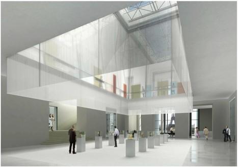 VISITE: rénovation du musée de l'Homme, fermé en 2009 et dont la réouverture est prévue pour 2015. | The Architecture of the City | Scoop.it