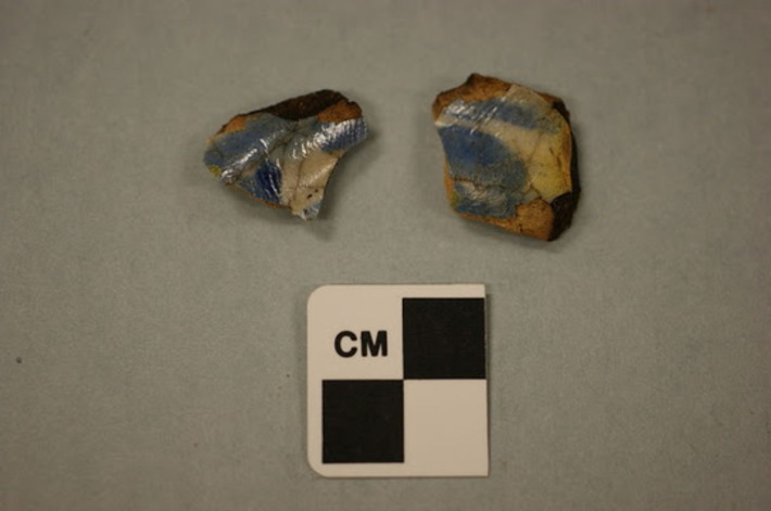 Pieces of a small medicine jar may be linked to Lost Colony | Archaeology News Network | Amériques | Scoop.it