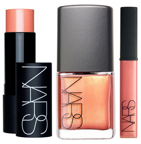 NARS Orgasm Collection for Spring 2014 – Beauty Trends and ... | Veille | Scoop.it