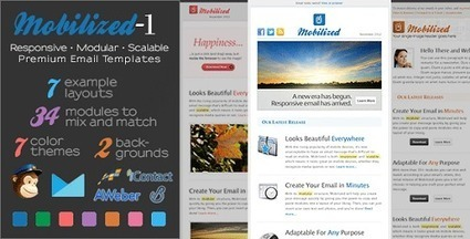 20 Useful and Best Newsletter Designs | Web Development Tutorials and Resources @ ScratchingInfo | Technology | Scoop.it