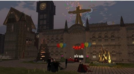 A Bonfire Night Masquerade | The NeoVictoria Project | Scoop.it
