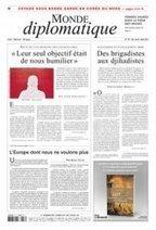 Ce que Laurent Joffrin ne nous dit pas - Les blogs du Diplo | Géopoli | Scoop.it