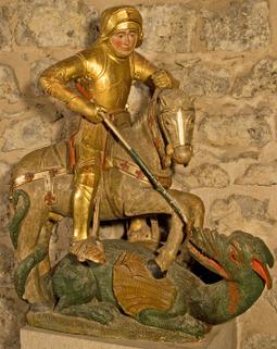 Des sculptures médiévales de Savoie s'exposent à Chambéry   ActuMontagne   Chambéry Actu   Scoop.it