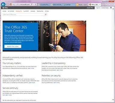 Office 365 - Office 365: A customer-centric service experience | Office 365 Jump Start-Trainings | Scoop.it