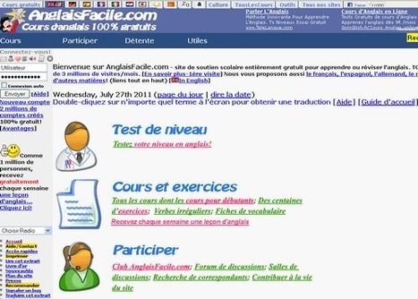 10 sites pour apprendre l'anglais en ligne gratuitement   miora   Scoop.it