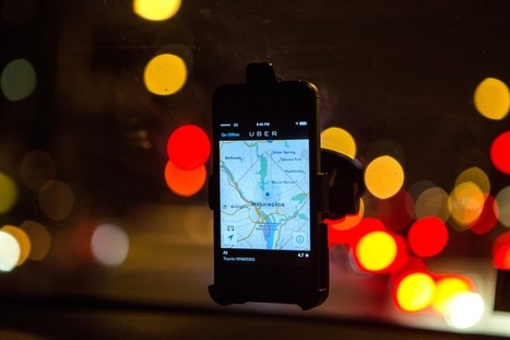 Uber's remarkable growth could end the era of poorly paid cab drivers | private taxi fleets | Scoop.it