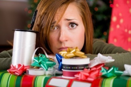 How to Alleviate Holiday Stress and Anger | Operation Santa Claus - Santa's Blog | Christmas and Winter Holidays | Scoop.it