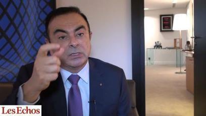 Carlos Ghosn (Renault) : 'La voiture électrique a besoin des infrastructures de recharge' | Territoires & Changement Climatique | Scoop.it