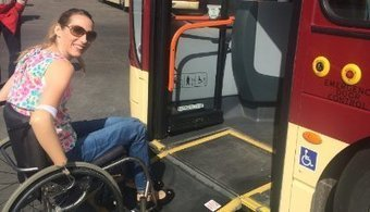 Wheelchair users bus travel survey results | Disability Rights UK | Accessible Travel | Scoop.it