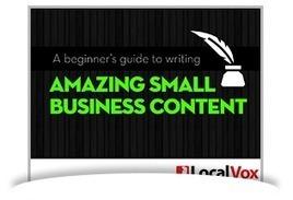 Holiday Marketing Ideas for Local Small Businesses | LocalVox Blog | Genius Marketing | Scoop.it
