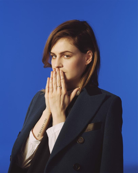 CHRISTINE AND THE QUEENS | TILTED REMIX EP | US TOUR DATES | Music | Scoop.it