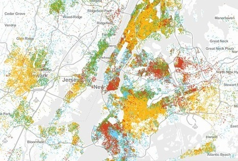 Poverty Maps From 1980 Look Astonishingly Different Compared to 2010 | Topics in Geography | Scoop.it