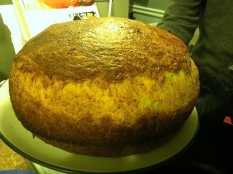Typical Le Marche Easter Cake | Crescia al Formaggio and Molding | Le Marche and Food | Scoop.it