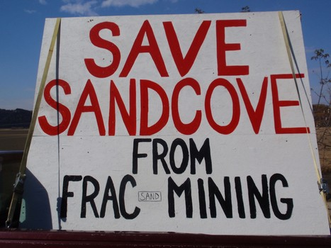 Allamakee County Protectors | Frac sand mining | Scoop.it