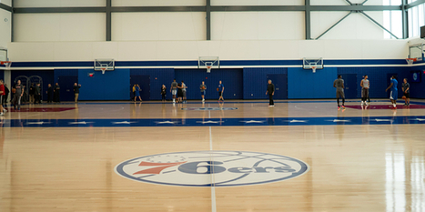 New Training for Philadelphia 76ers | lIASIng | Scoop.it