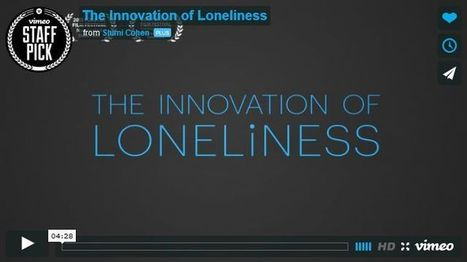 Is Technology Making You Lonely? | Educational Leadership and Technology | Scoop.it