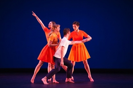 Impressions of Mark Morris Dance Group | Music, Theatre, and Dance | Scoop.it