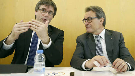 Puigdemont huye hacia adelante, Joan Tapia | Diari de Miquel Iceta | Scoop.it