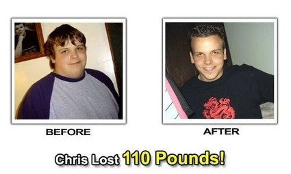 Chris's Success Story : A Young Man Who Lost 110 Pounds | Useful Weight Loss Ideas | Useful Weight loss Ideas | Scoop.it