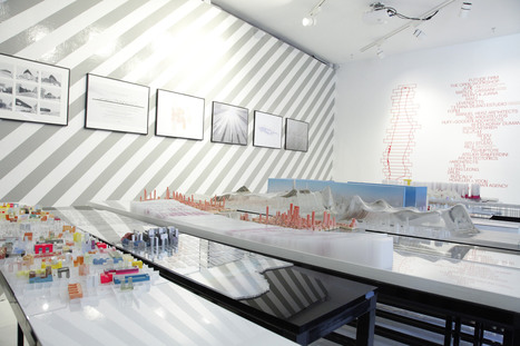 Manhattanisms: 30 Firms Envision New York City's Future Through Drawings and Models | retail and design | Scoop.it