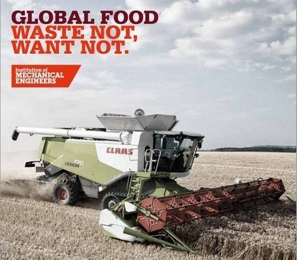 """50% of All Food Produced Is Wasted 