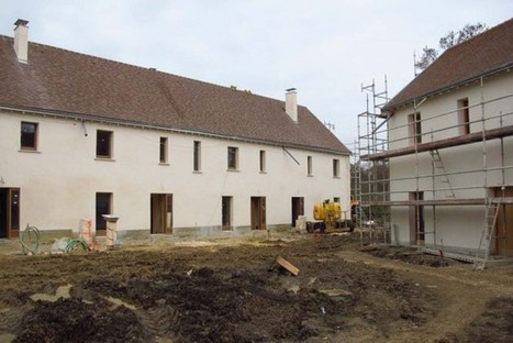 Enveloppe en béton de chanvre pour du logement groupé - Moniteur | Chanvre | Scoop.it