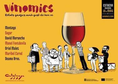La DO Catalunya presenta Vinomics | Noticias DENOMINACIONES DE ORIGEN DE ESPAÑA | Scoop.it