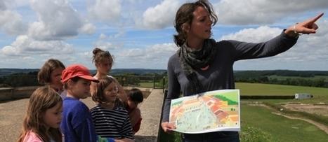 Visite enfants MuséoParc Alésia, visites à la carte, organisation séminaires, découverte Alésia, animations | Auxois-Morvan News | Scoop.it