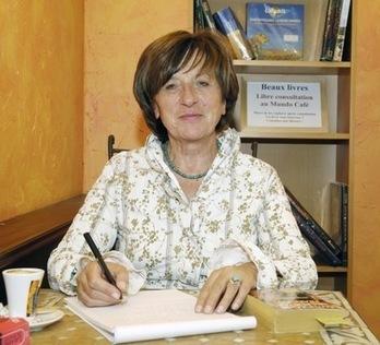 Geneviève Vidal, poète | Création de sites Internet Lyon | Scoop.it
