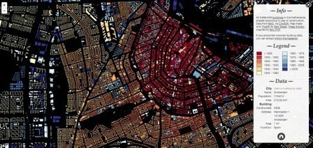 Software Engineers Map All the Buildings in the Netherlands | Architecture, design & algorithms | Scoop.it