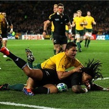 Top five tries of RWC 2011 | RWC - Rugby World Cup 2011 | Scoop.it