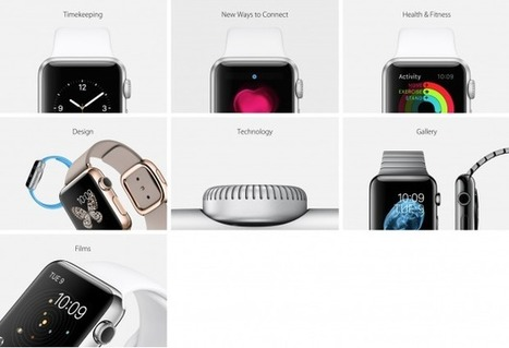 Everything You Need To Know Apple Watch: Release Date, Price, Features, Design & Specs(.gif Images) | Fixithere | Health & Digital Tech Magazine - 2016 | Scoop.it