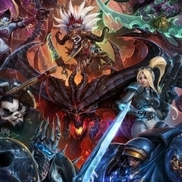 Why Heroes of the Storm is the MOBA that you'll love or hate - Eurogamer.net | Multiverse of Magic the Gathering | Scoop.it