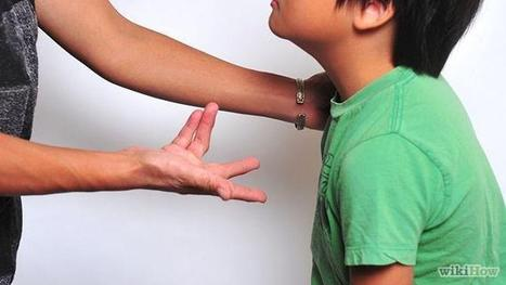 5 Steps To Manage The Challenging Behavior In Children | My Town Tutors | health training | Scoop.it