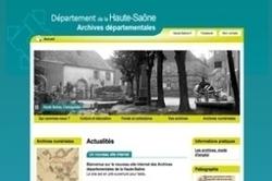 Archives de Haute-Saône : un nouveau portail en test | Rhit Genealogie | Scoop.it
