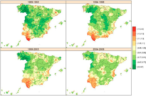 El Big Data ayuda a la geolocalización de patologías | COMSalud | Big Data and ehealth | Scoop.it