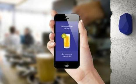 Avec iBeacon, Apple va rendre le smartphone plus interactif | Ecriture mmim | Scoop.it