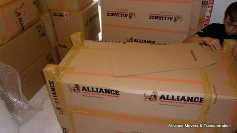 Moving And Relocating Singapore: For the safe move hire the reliable moving company | Alliance Movers | Scoop.it