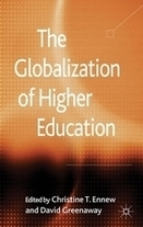 The Globalization of Higher Education : Palgrave Macmillan | Cross Border Higher Education | Scoop.it